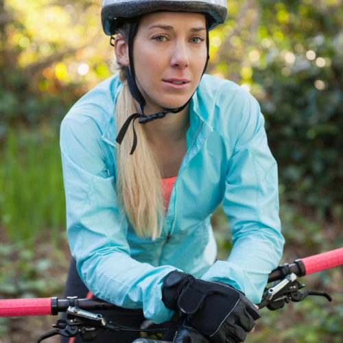 guide to women mountain biking